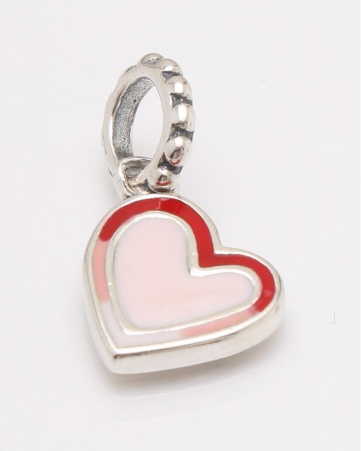 Pandantiv argint lung inima cod 6-22542. gr1.9