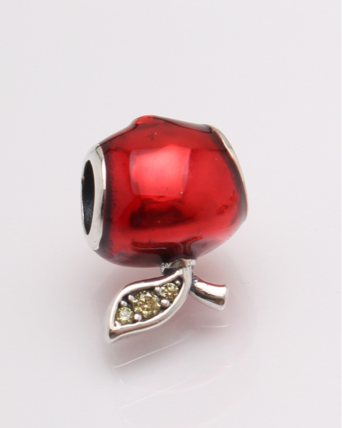 Pandantiv argint mar rosu cod 6-27453. gr3.8