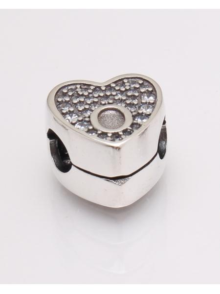 Pandantiv argint inima cod 6-27491. gr3.1