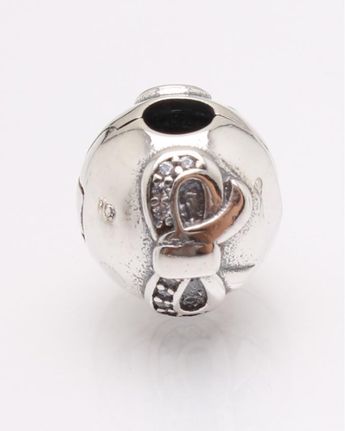 Pandantiv argint rotund cu fundita cod 6-27492. gr2.7