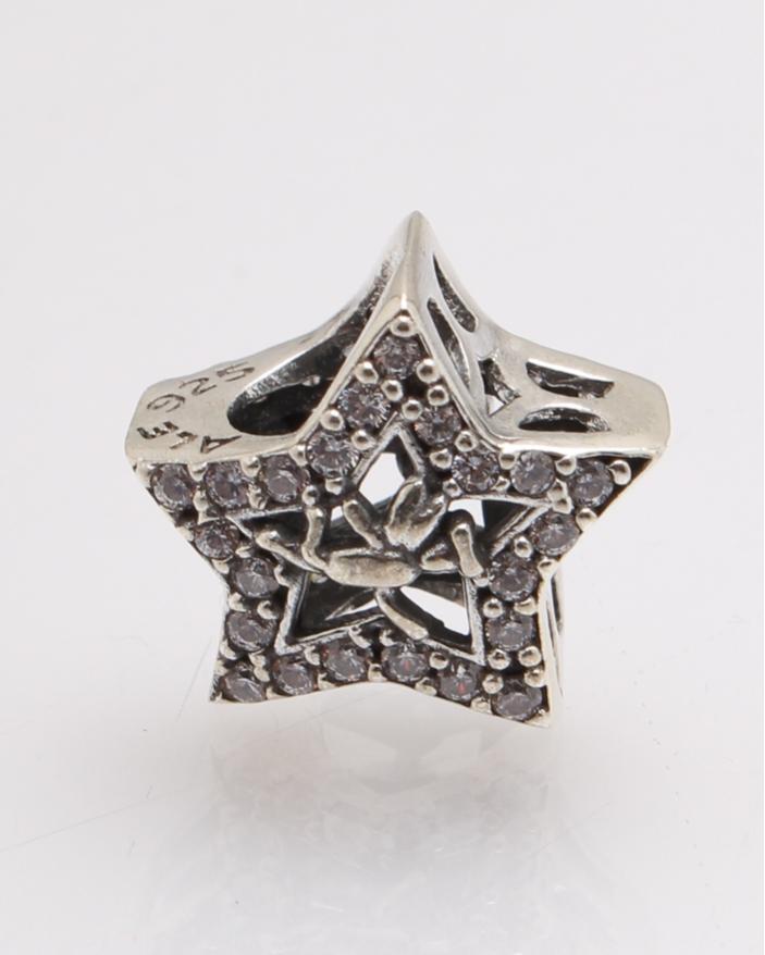 Pandantiv argint stea cod 6-27777. gr2