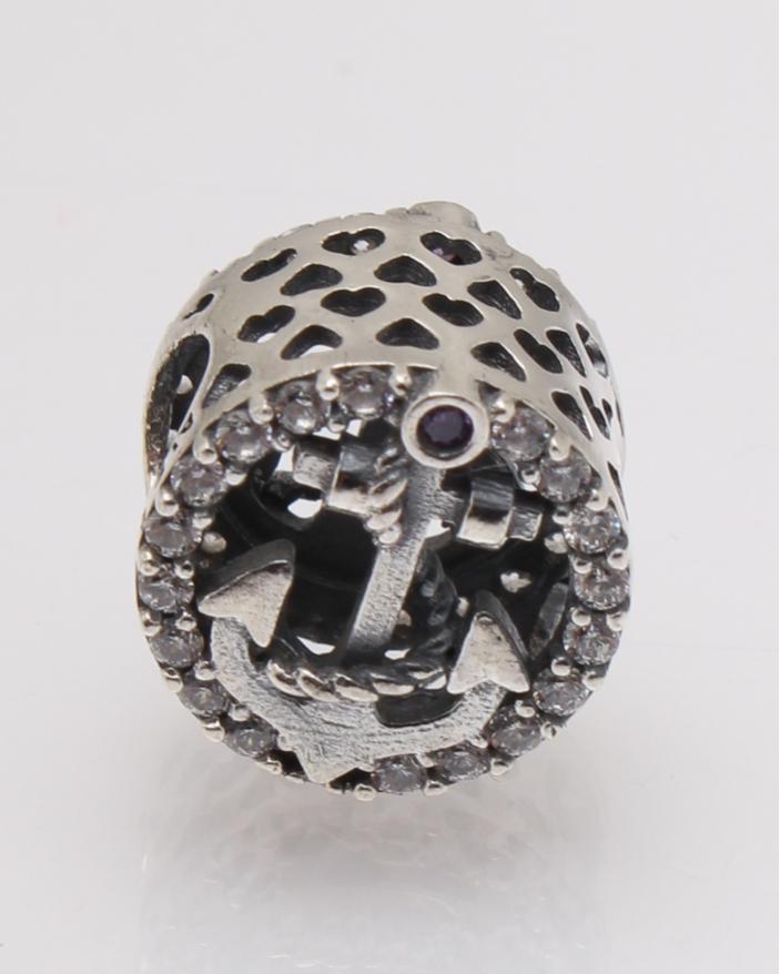 Pandantiv argint ancora cod 6-27804. gr2