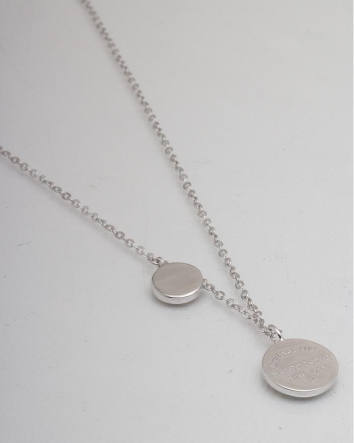 Colier argint cod 4-9821, gr3.8