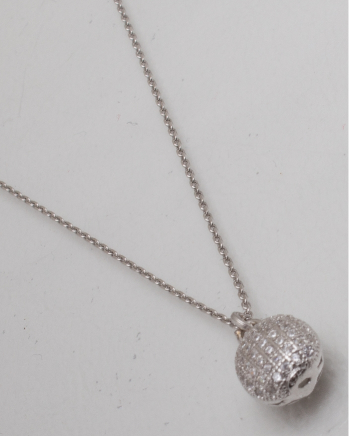 Colier argint cod 4-9962, gr2