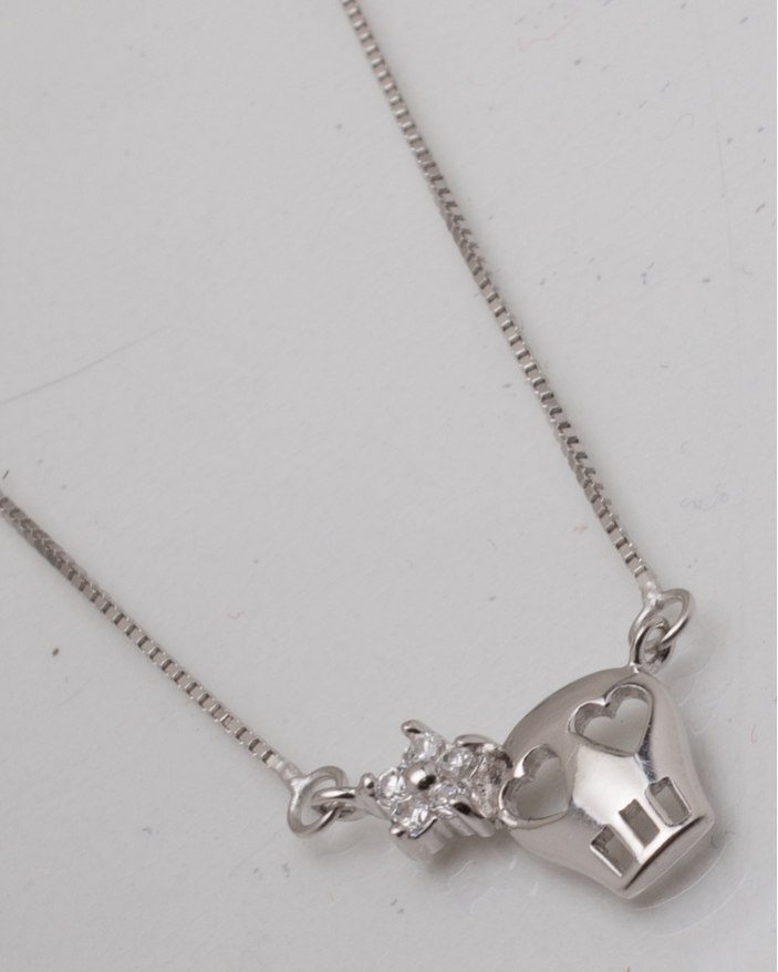 Colier argint cod 4-9969, gr2.4
