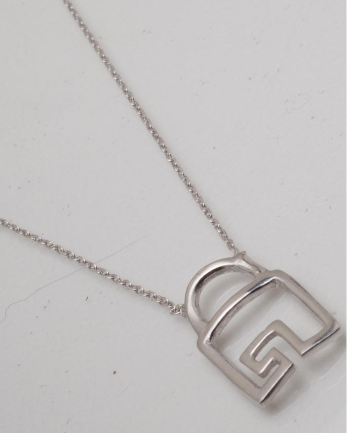Colier argint cod 4-9975, gr2.2