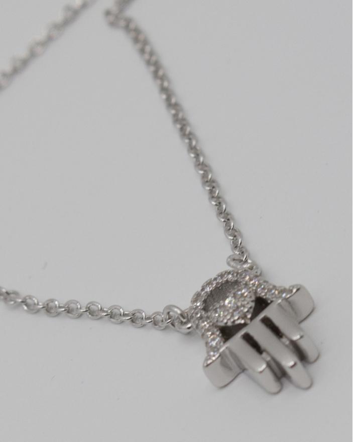 Colier argint cod 4-11066, gr3.9
