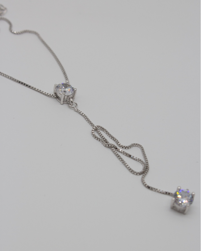 Colier argint cod 4-11115, gr3.5