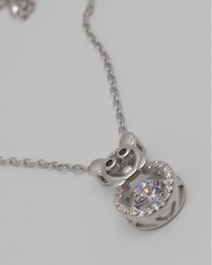 Colier argint cod 4-11148, gr2.7