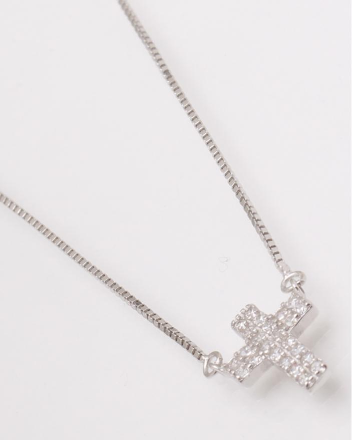 Colier argint cod 4-12895, gr2.5