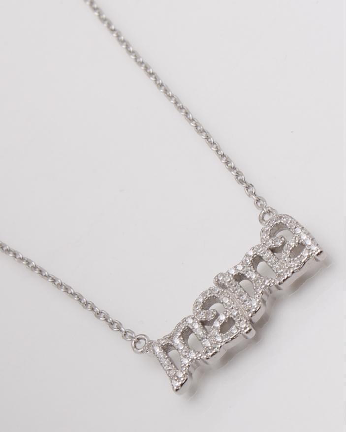 Colier argint cod 4-14493, gr3.9
