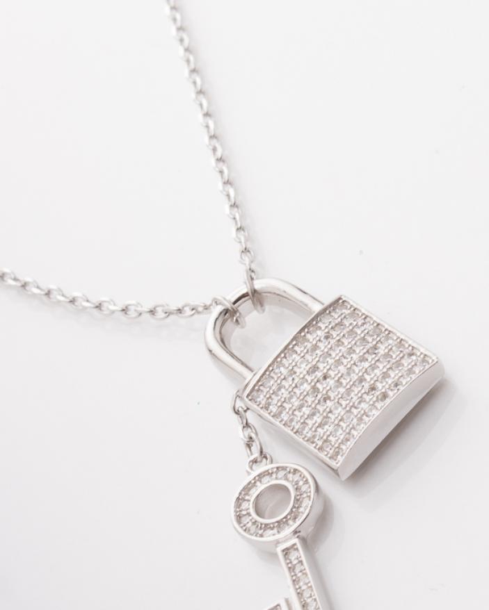 Colier argint cod 4-1269, gr5.6