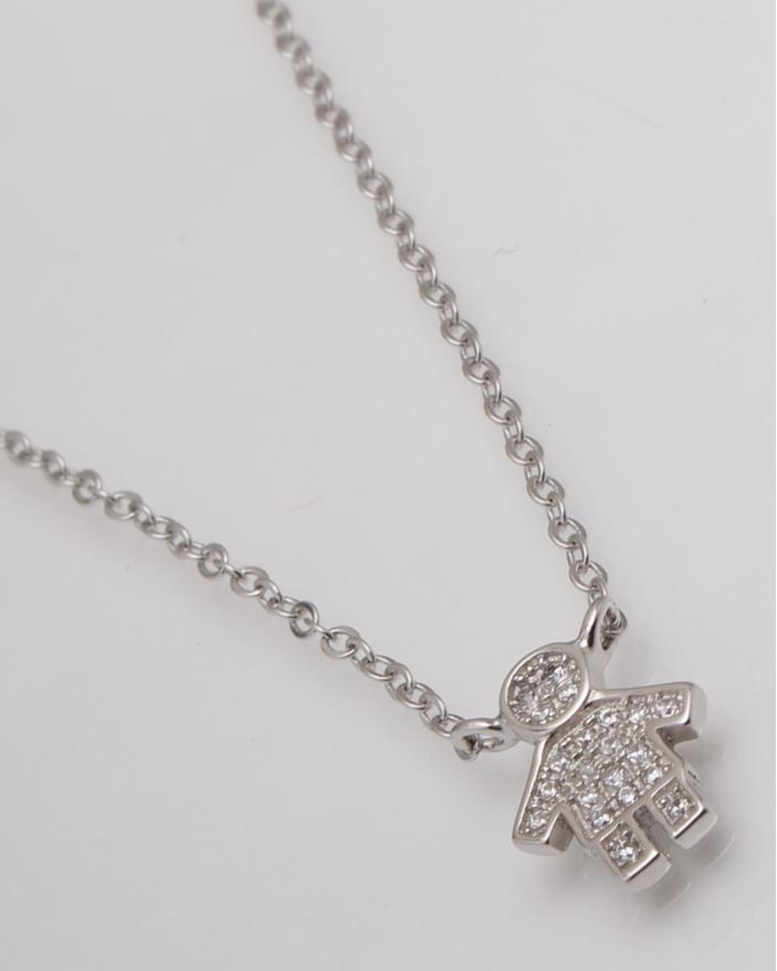Colier argint cod 4-14653, gr2.4