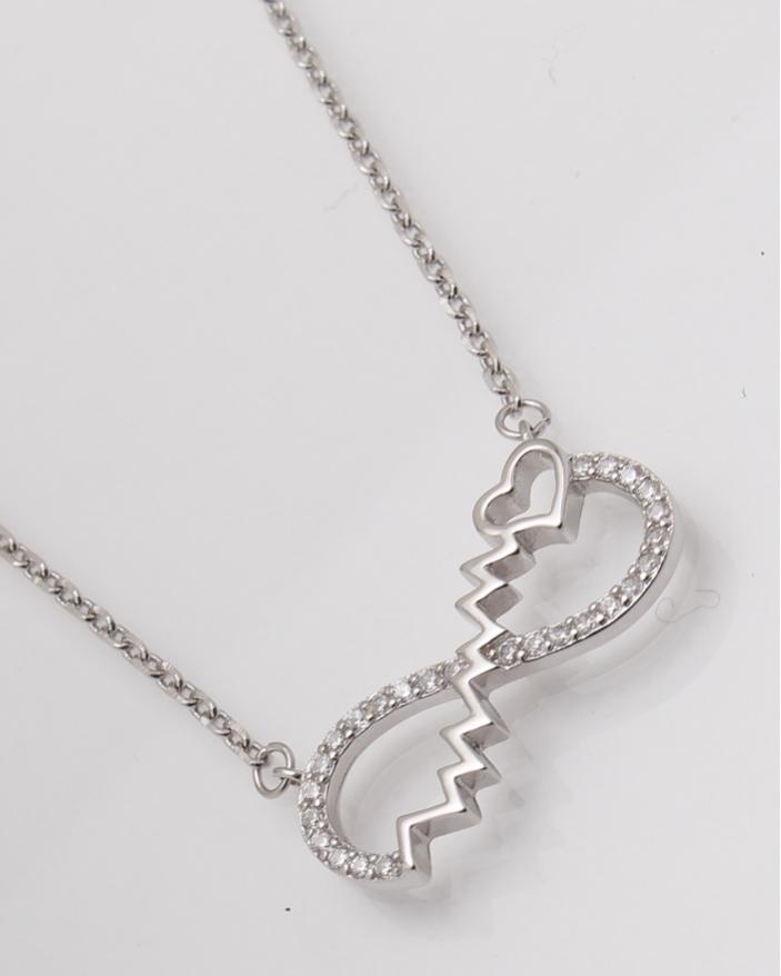 Colier argint cod 4-14684, gr3.5