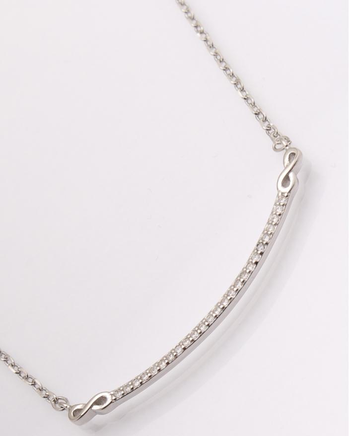 Colier argint cod 4-17635, gr2.7
