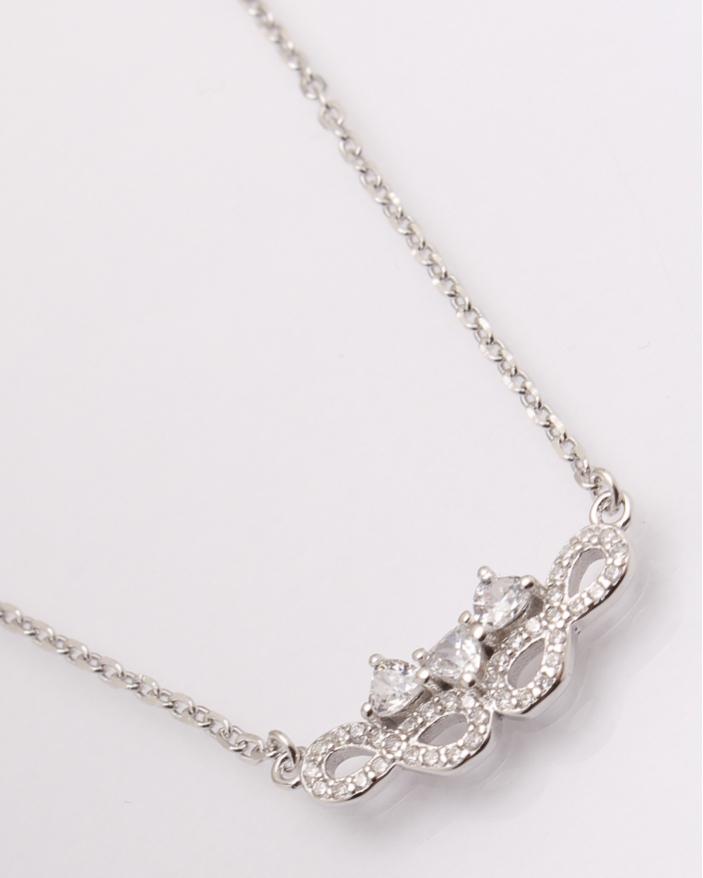 Colier argint cod 4-17638, gr2.9
