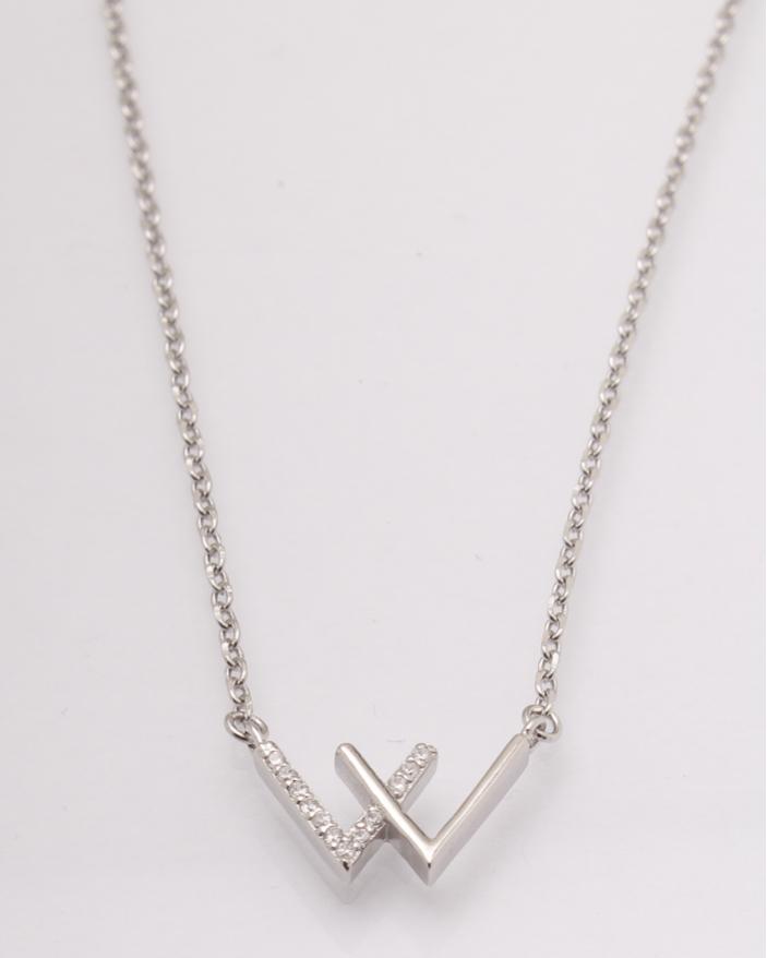 Colier argint cod 4-17639, gr2.7