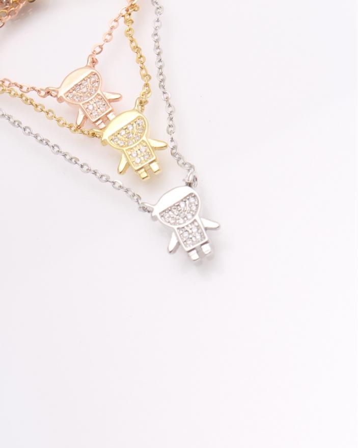 Colier argint baietei cod 4-26992, gr4.6