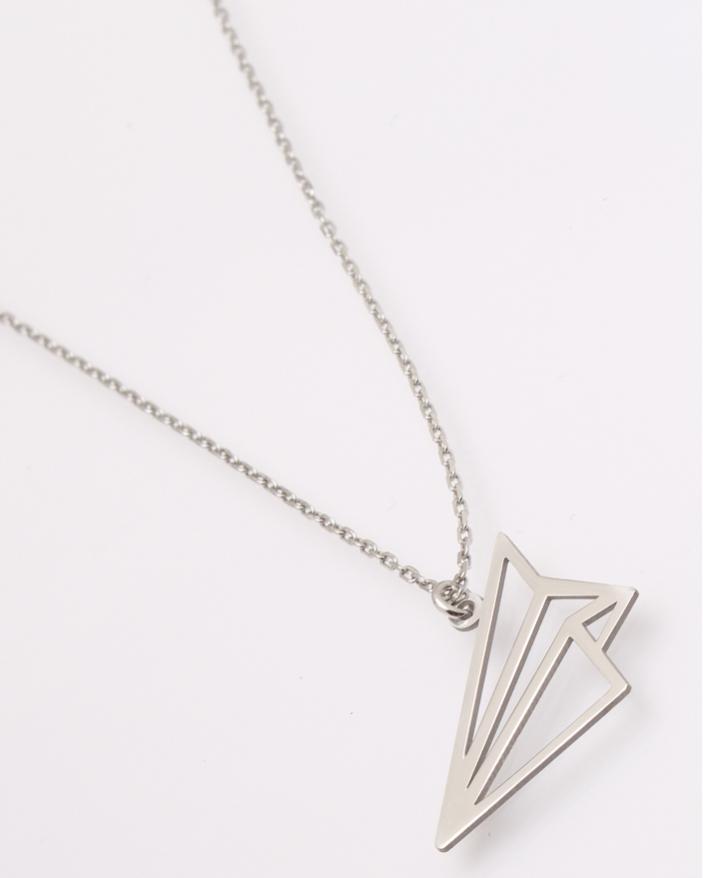 Colier argint 40 cm cod 4-32053, gr1.8