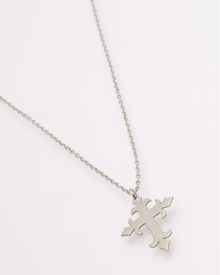 Colier argint cu cruciulita cod 4-32065, gr1.8