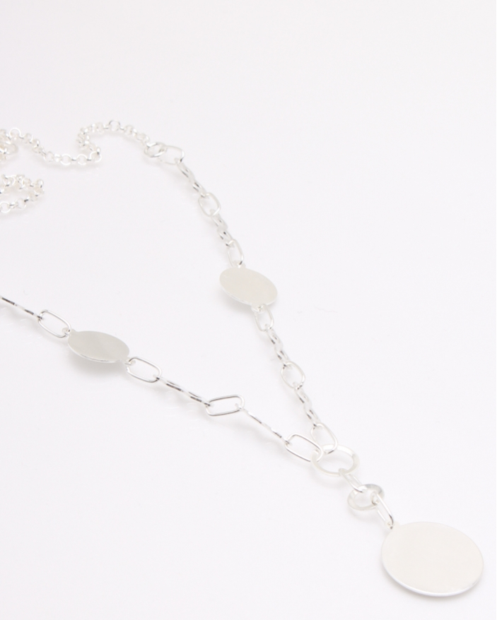 Colier argint cu banut cod 4-33871, gr7