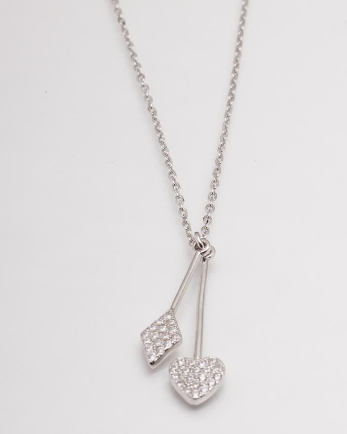 Colier argint cod 4-5787, gr2.7