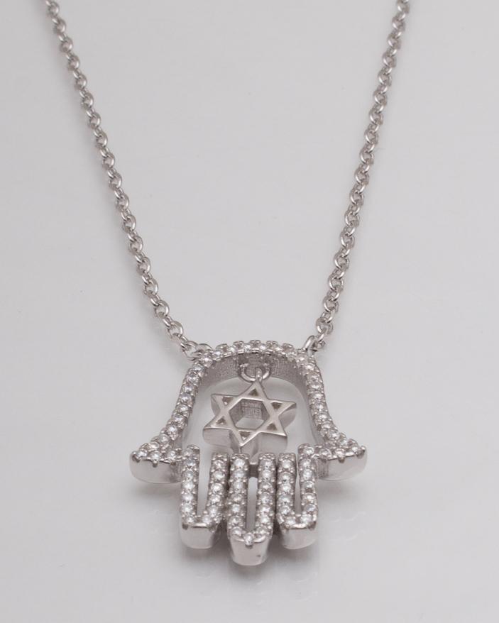 Colier argint cod 4-6665, gr4.8