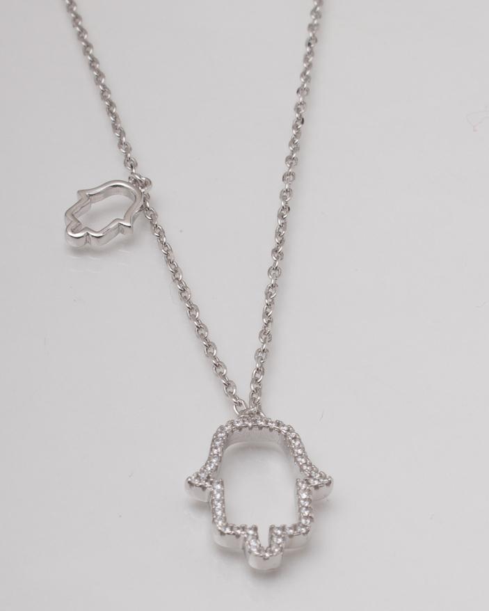 Colier argint cod 4-6672, gr3.7
