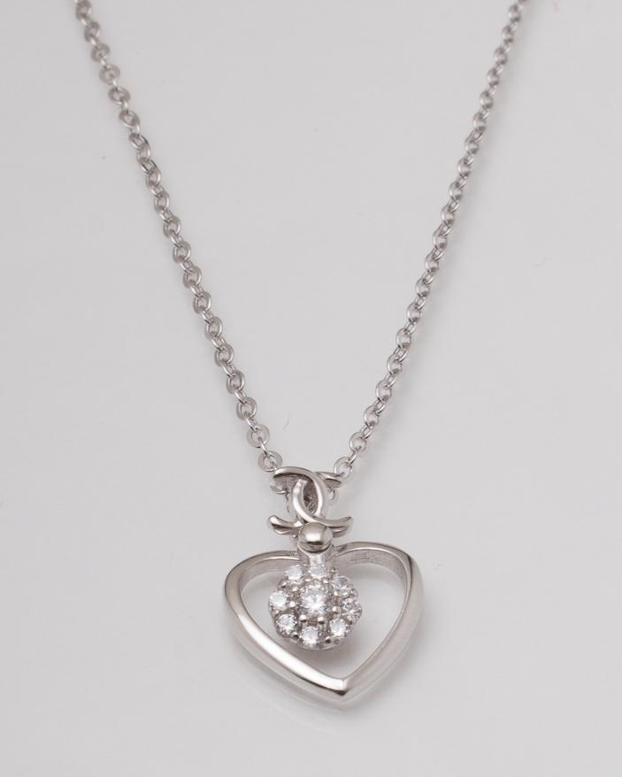 Colier argint cod 4-6676, gr3