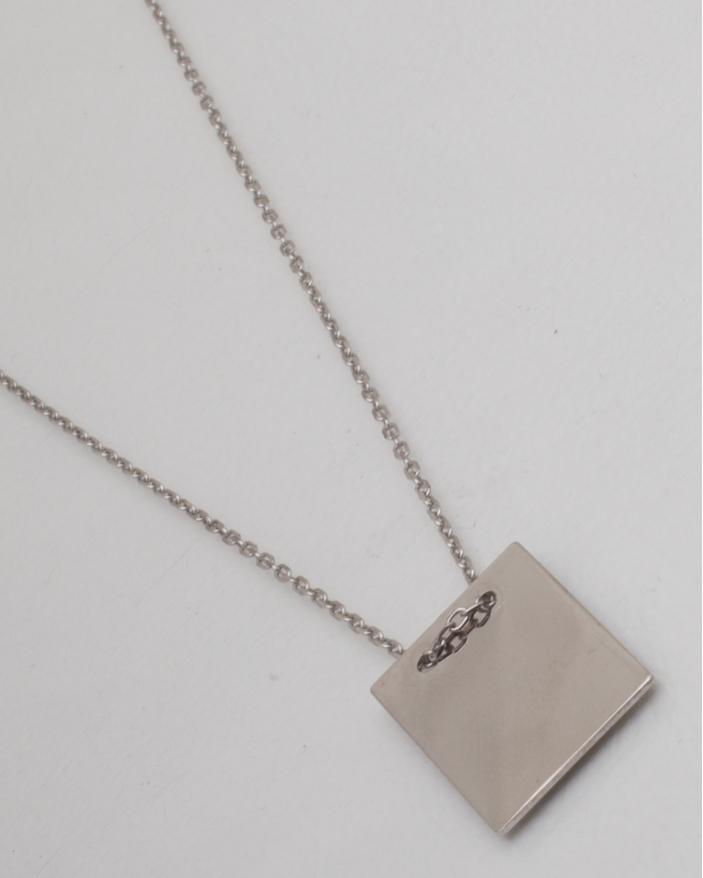 Colier argint cod 4-8690, gr2.4