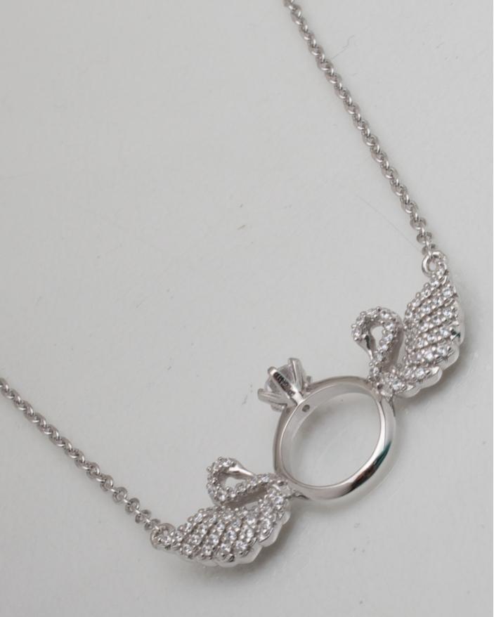 Colier argint cod 4-9572, gr4.1