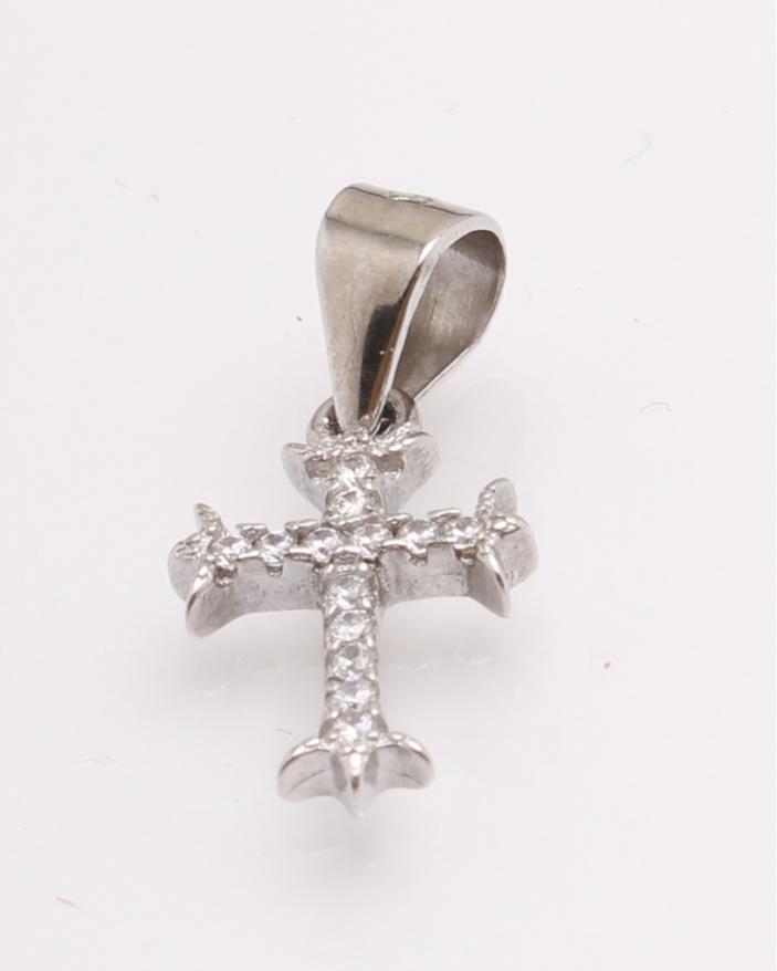 Pandantiv argint cruciulita cod 6-27062. gr0.5