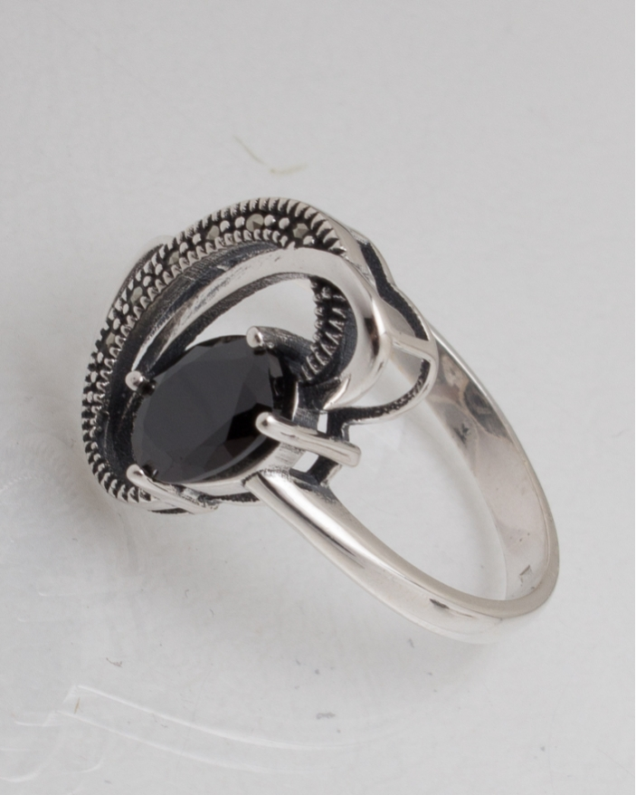 Inel argint cod 1-10361, gr3.5