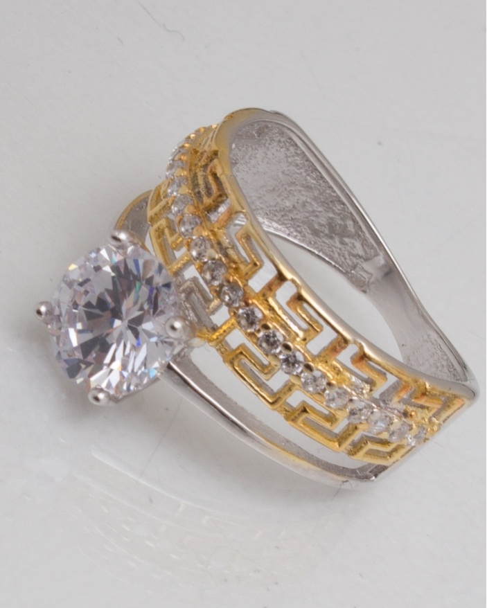 Inel argint cod 1-10517, gr3.4