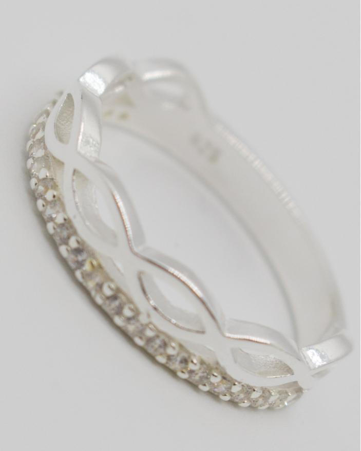 Inel argint cod 1-10659, gr1.9
