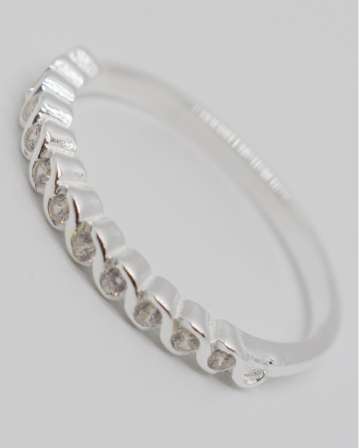 Inel argint cod 1-10675, gr1.5