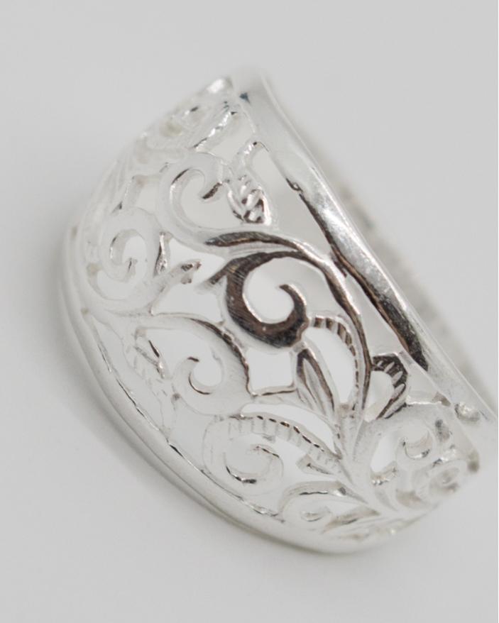 Inel argint cod 1-10690, gr3.9