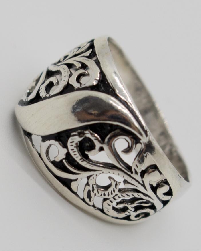 Inel argint cod 1-10696, gr4.5