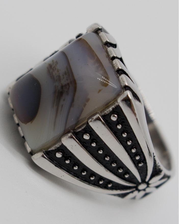 Inel argint cod 1-10699, gr8.1