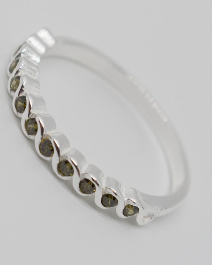 Inel argint cod 1-10712, gr1.5