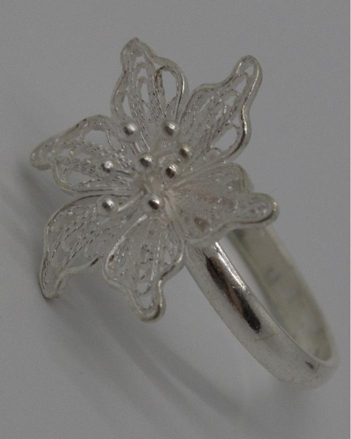 Inel argint cod 1-11343, gr2