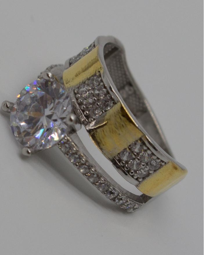 Inel argint cod 1-11442, gr4.2