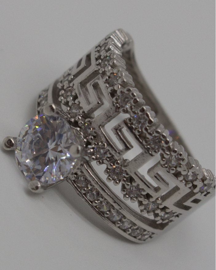Inel argint cod 1-11449, gr5.3