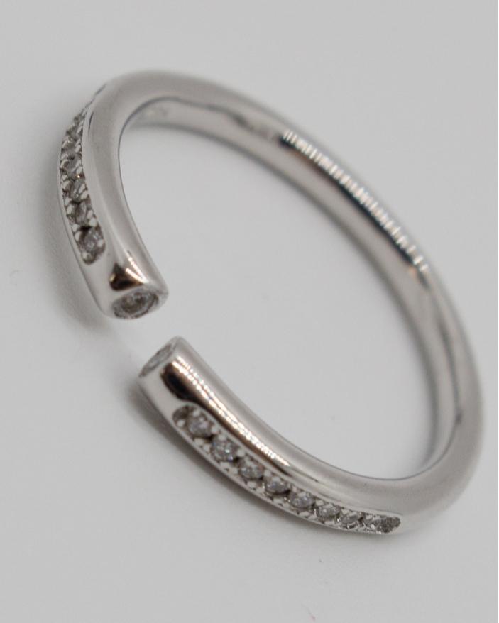 Inel argint cod 1-11664, gr1.6