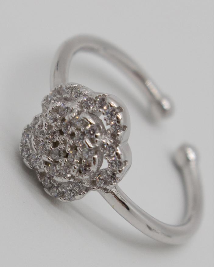 Inel argint cod 1-11665, gr1.7