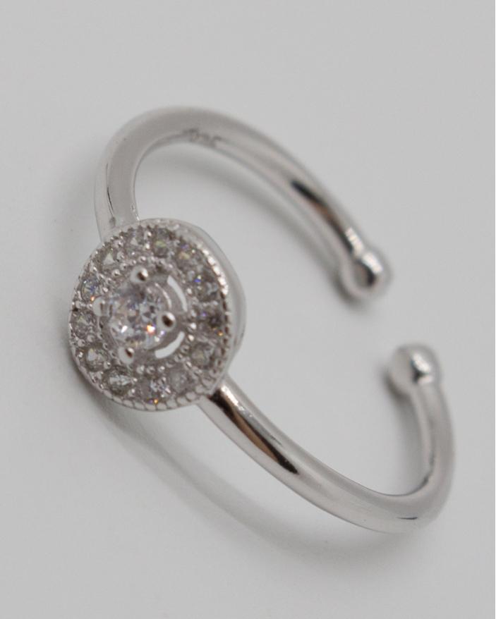 Inel argint cod 1-11668, gr1.2
