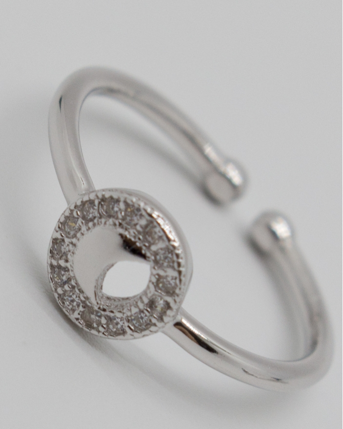 Inel argint cod 1-11669, gr1.1