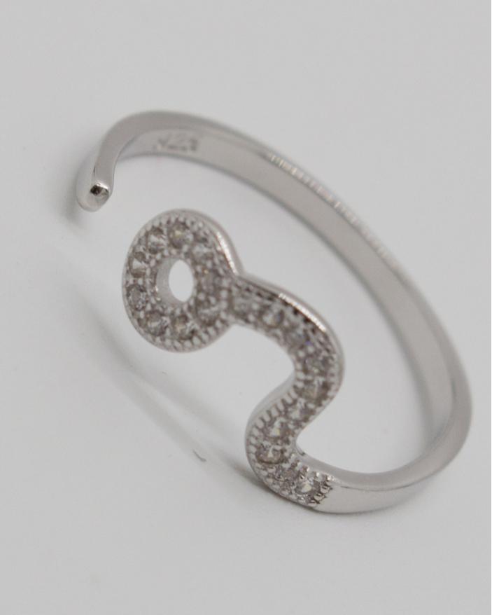 Inel argint cod 1-11670, gr2.3
