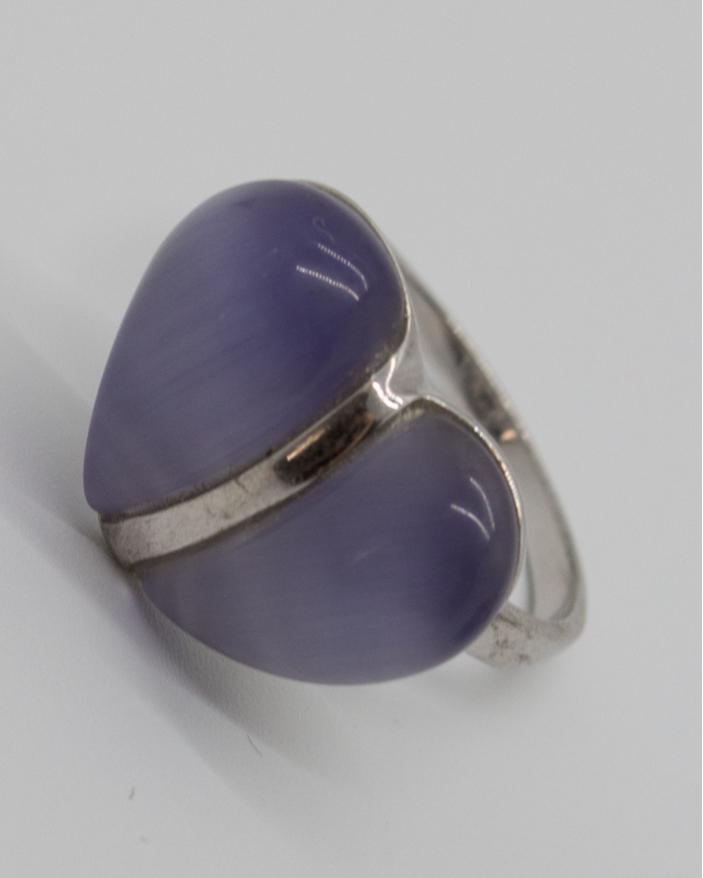 Inel argint cod 1-11682, gr5.1