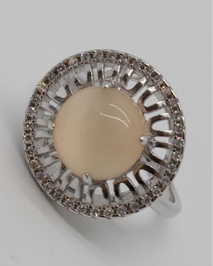Inel argint cod 1-11724, gr4.9